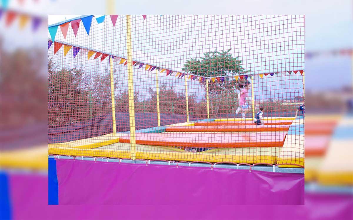 trampolin park